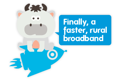 Rocket fast broadband for Hampshire, Wiltshire, Dorset, Sussex, Kent